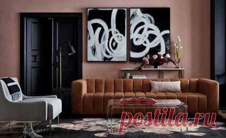 Стильный и уникальный декор стен за бесценок. 6 оригинальных DIY идей