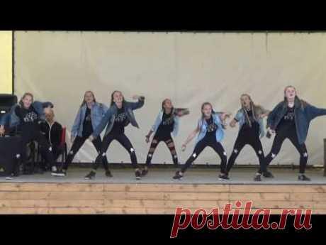 Street dance. Dance School SOL. Battle Talent-2016 in Sumy - YouTube