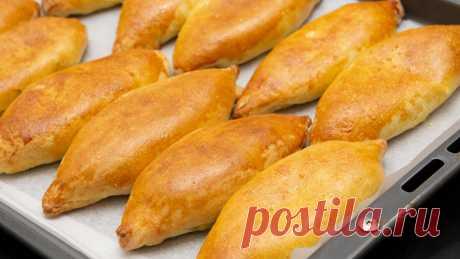 Домашние Пирожки с Картошкой (Очень Мягкое Тесто) | Евгения Полевская | Это просто | Яндекс Дзен