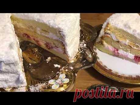 Нас 20 000!!! Праздничный бисквитный торт!