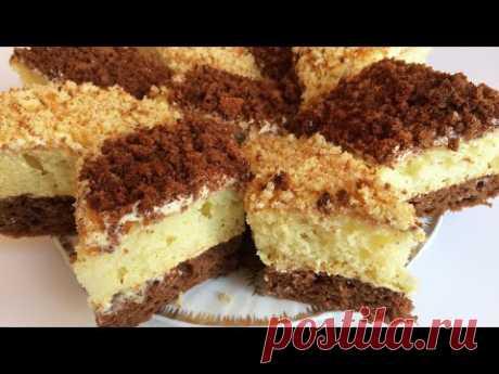 Խմորեղեն Գիշեր Ցերեկ Торт « День и Ночь» Day and Night Cake