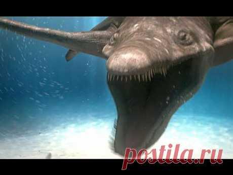 Predator X - Most powerful marine reptile ever - Planet Dinosaur - BBC - YouTube