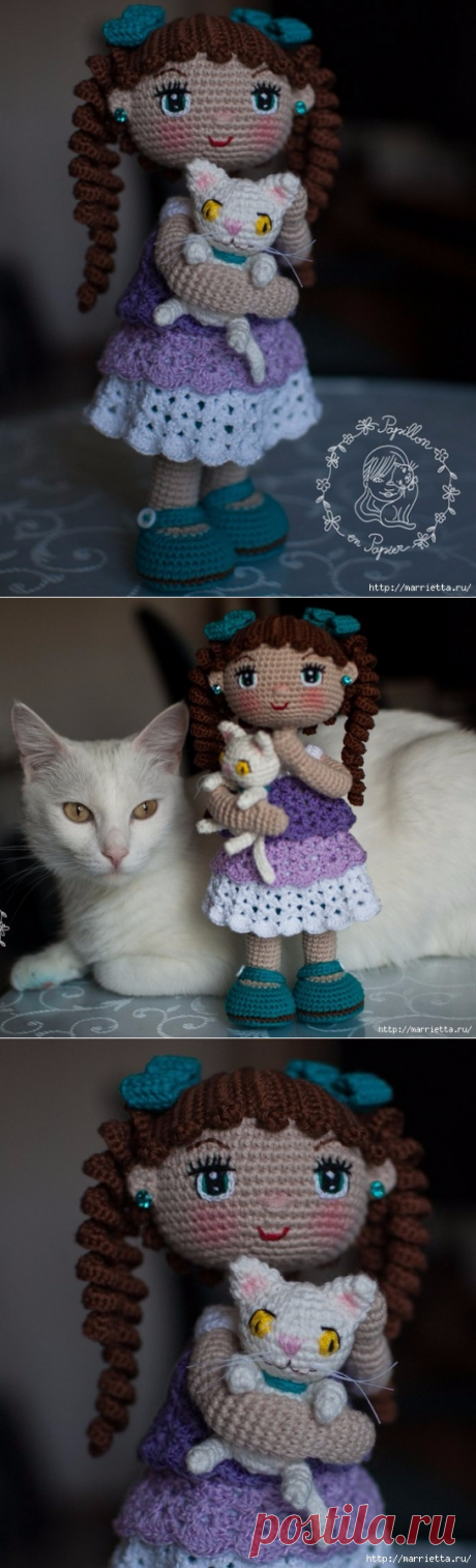 Куколка Сашенька.