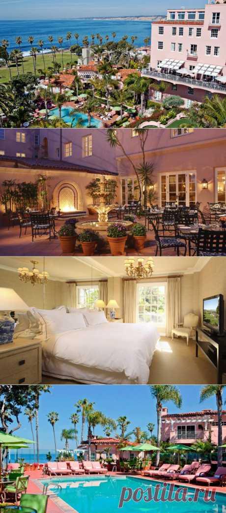 La Valencia Hotel (Ла-Хойя, Калифорния) - Jetsetter
