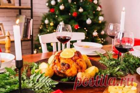Что приготовить на новогодний стол - 20 вкусных и недорогих рецептов.