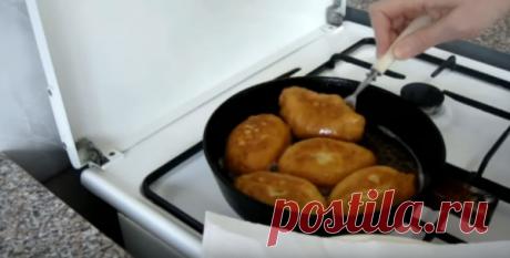 Пирожки на кефире рецепт Быстрые, вкусные, пышные пирожки. | Рецепты со всего мира | Яндекс Дзен