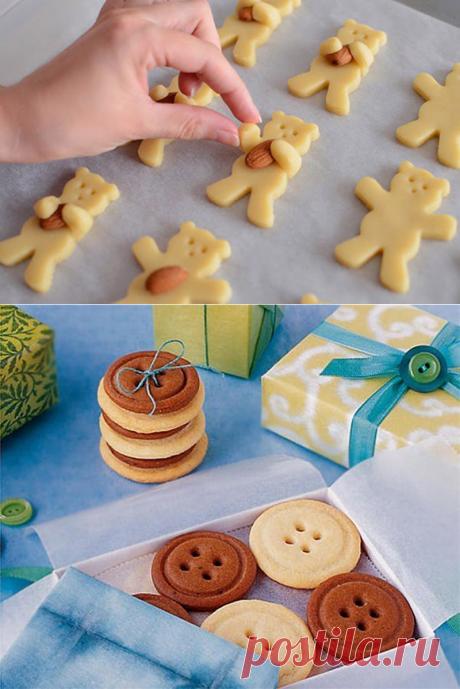Интересные идеи оформления печенья — Сделай сам, идеи для творчества - DIY Ideas