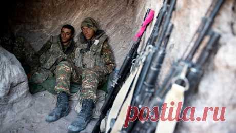 В США объявили о новом прекращении огня в Нагорном Карабахе - Газета.Ru