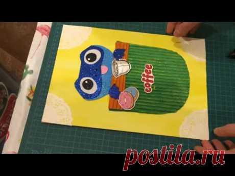 Поделки для детей/Crafts for kids - YouTube