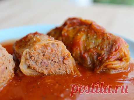 Вкусный соус для голубцов - рецепт приготовления :: SYL.ru