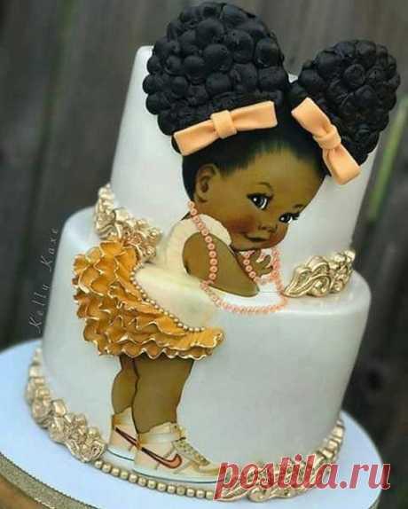 Как вам тортик?)
