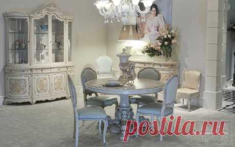 Обеденный стол Masters Annibale Colombo C1537 — купить по цене фабрики у официального поставщика в Москве