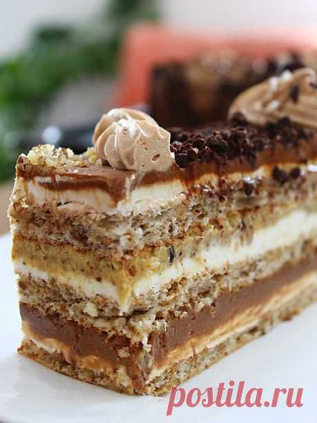 Хорватский торт.
