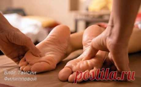 Массаж ступней: польза и вред для организма и техника проведения