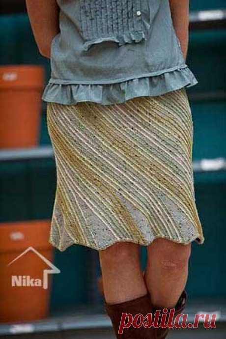 La falda en dos días