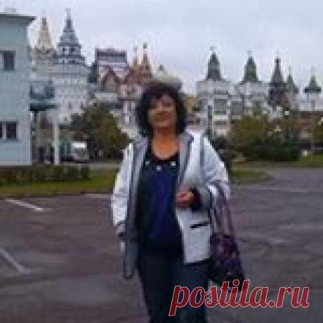 Lyudmila Kurash