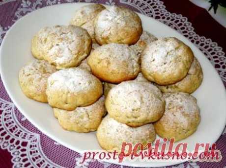 Яблочное печенье. Пошаговый рецепт с фото