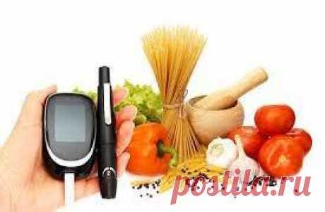 Диета при сахарном диабете 2 (второго) типа