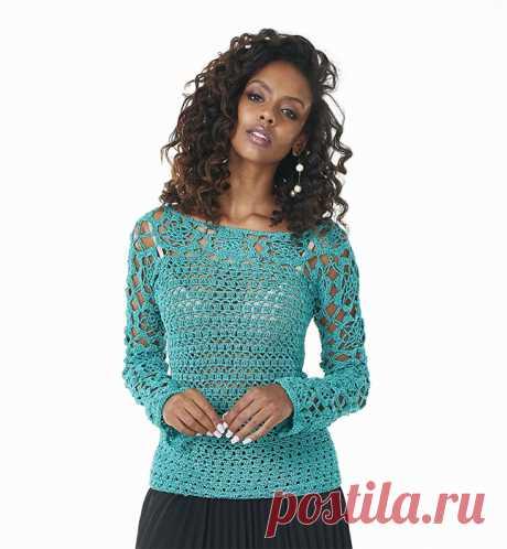Ricetta Camicetta Tiffany con Glamour Line - Blog do Bazar Horizonte