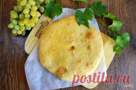 Хачапури по-имеретински классический - пошаговый рецепт с фото на Повар.ру