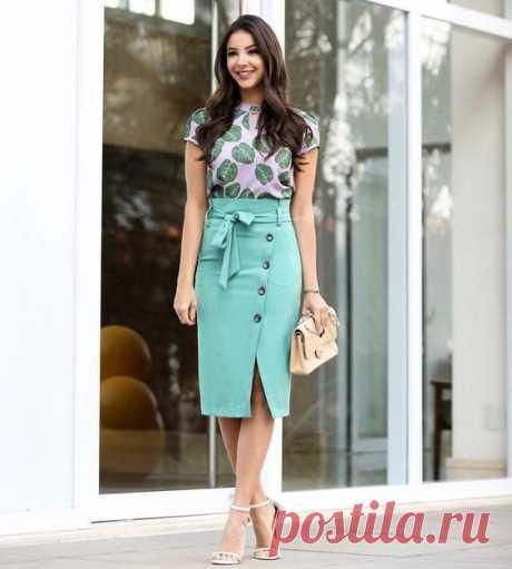 Модные юбки - медиаплатформа МирТесен