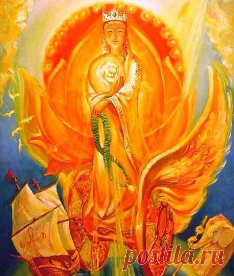 Матерь Небесная о.Иоанну о дате 21.12.12 -> Изба-читальня - литературный портал