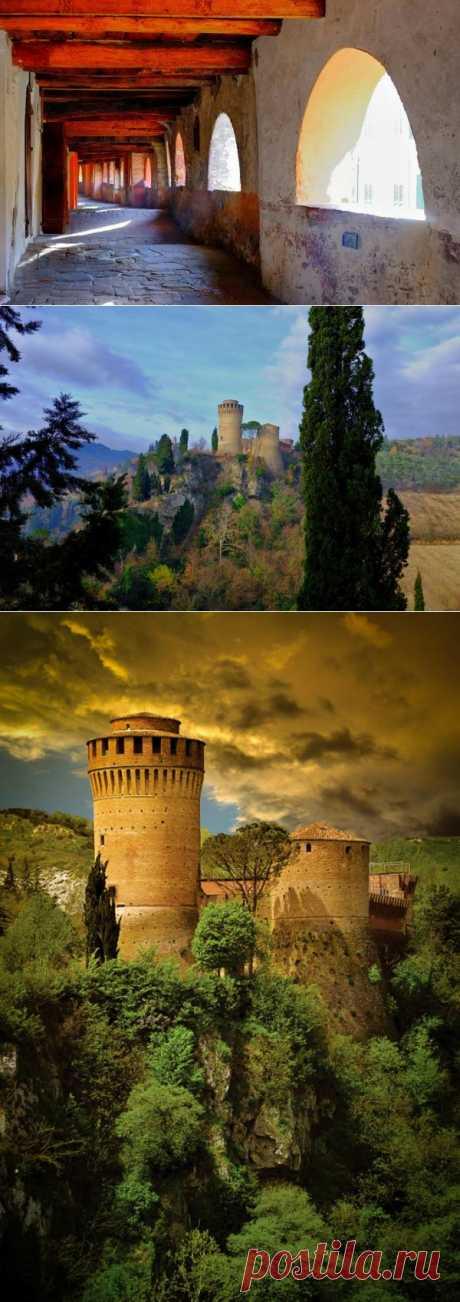 Замок Бризигелла