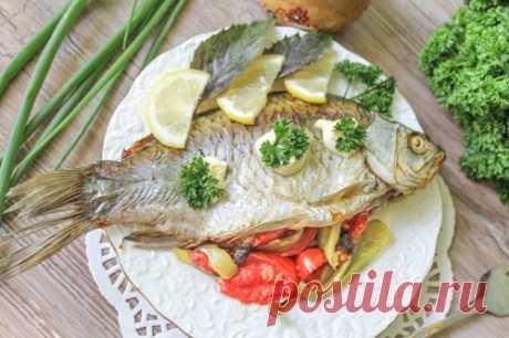 Два самых вкусных и быстрых рецепта приготовления речной рыбы (карасей) - Автор Екатерина Данилова - Журнал Женское мнение