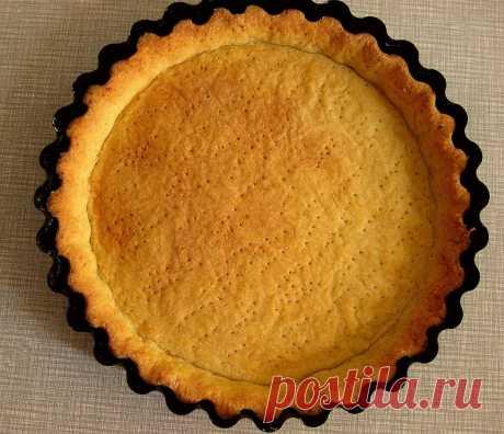 Песочное тесто для летних пирогов. Рецепт проверенный годами | Десертный Бунбич | Яндекс Дзен
