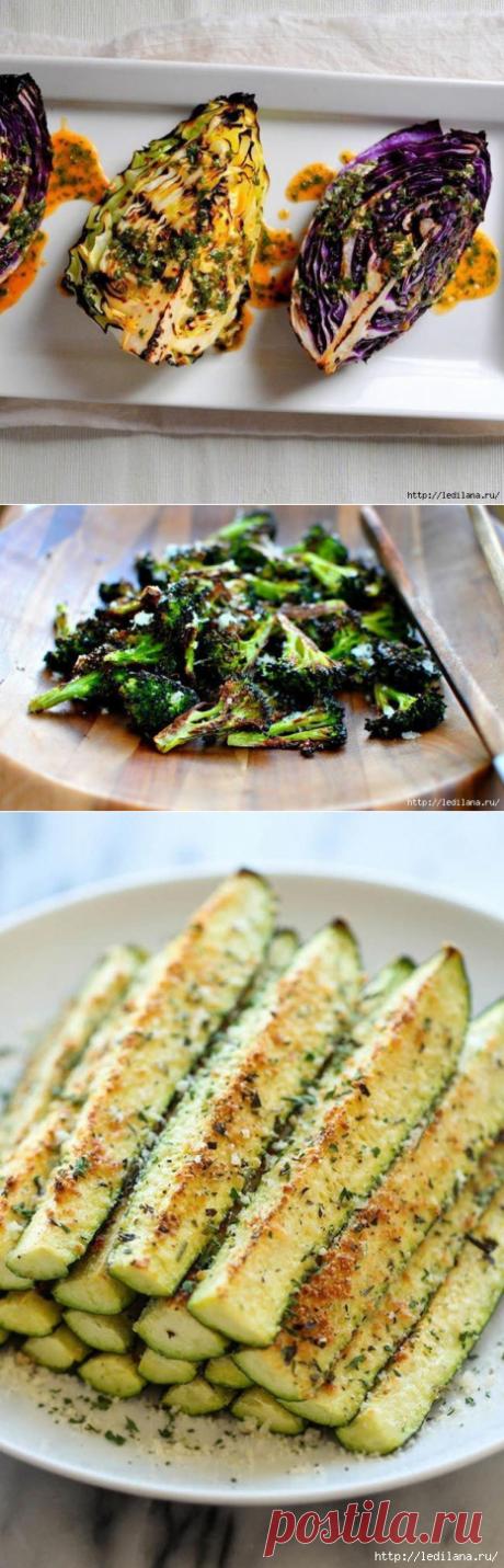Полтора десятка рецептов заставляющих любить овощи