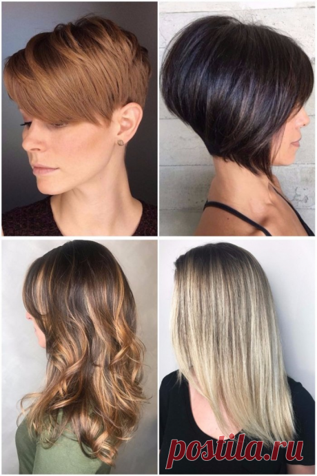 Стрижки на короткие волосы 2018 женские | 124 фото – новинки