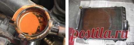 Как промыть систему охлаждения двигателя? 4 способа очистки радиатор двигателя