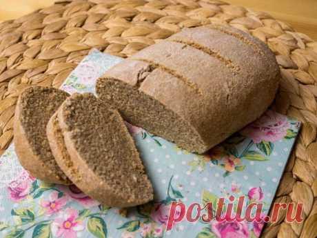 Цельнозерновой хлеб без дрожжей - Простые рецепты Овкусе.ру