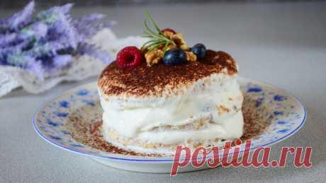 Пп тирамису - низкокалорийный десерт из творога – пошаговый рецепт с фотографиями