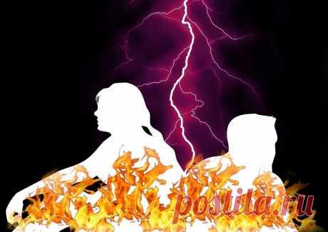 Старинный ритуал на снятие раздора, ссор и несогласия в семье | Фейерверк жизни | Яндекс Дзен