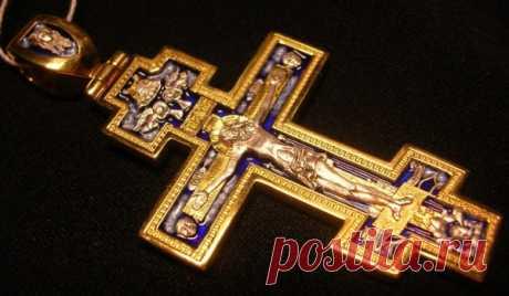 Можно ли дарить крестик и принимать его в дар....