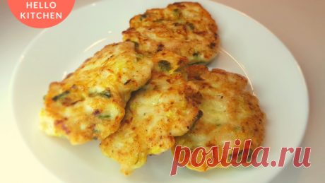 Куриные котлеты с кабачками без мясорубки – пошаговый рецепт с фотографиями