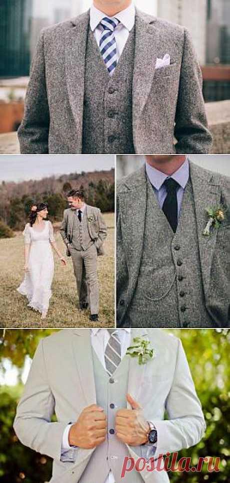 В тренде: выбираем пиджак для жениха - WeddyWood