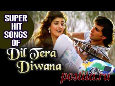 Dil Tera Deewana: All Songs Collection - YouTube