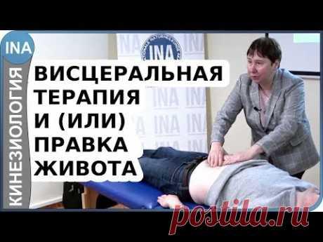 Висцеральная терапия. Прикладная кинезиология.Л.Ф.Васильева
