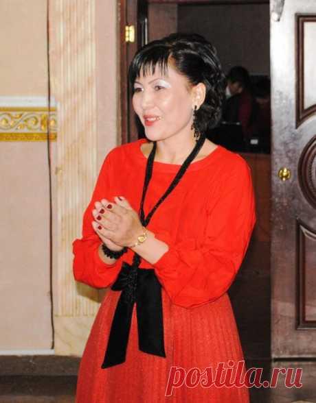 Айгуль Темирбаева