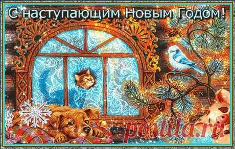 Прогулки по вечерней предновогодней Москве 🎉💜🎊 - Анна Младенович Ерпылёва