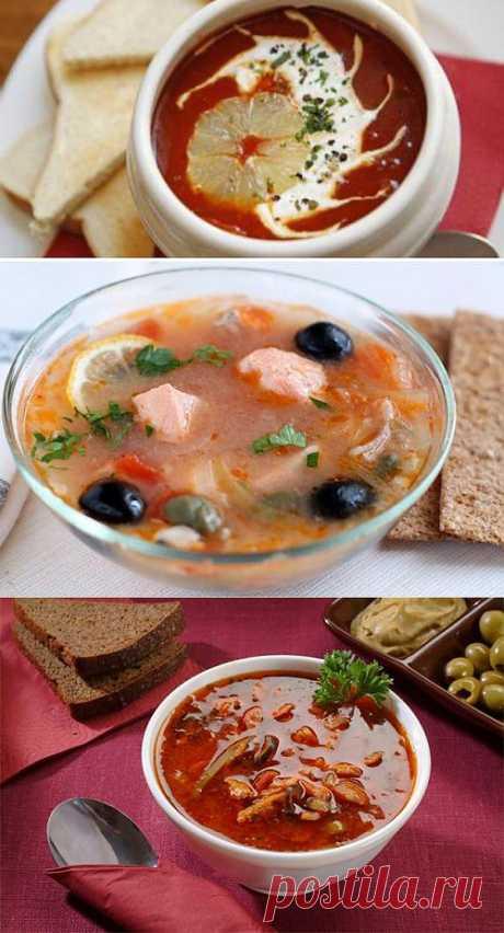 ¡La solianka – es más sabroso sopa no es! \/ las recetas simples
