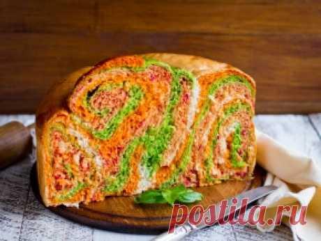 Австралийский овощной хлеб Il Gianfornaio — рецепт с фото и видео