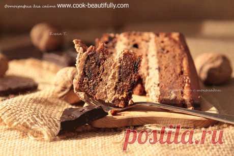 """Торт """"Прага"""" шоколадная."""