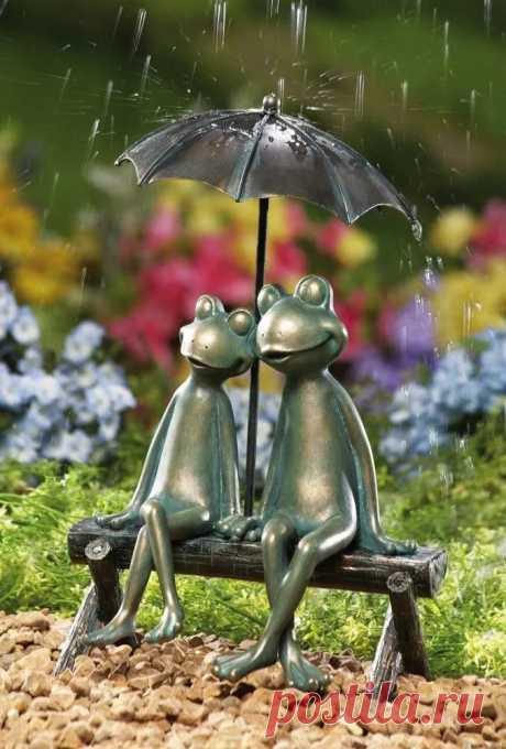 Комментарии к теме Поделки для сада Садовые скульптуры, Садоводство и Садовые идеи в Яндекс.Коллекциях