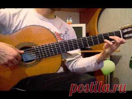 Murka sobre la guitarra. ¡ZHZHest!!!