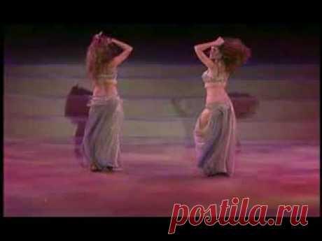 Не реальный танец живота.avi
