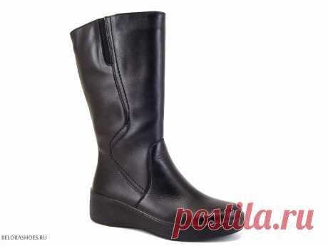 Сапоги женские Марко 3943, черный - женская обувь, сапоги. Купить обувь Marko