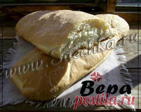 Багет - рецепт с фото